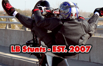 LB Stunts of Chicago Midwest Stunts. Established 2007